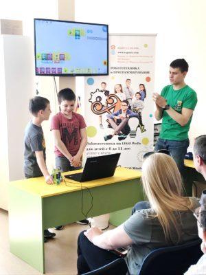 Курсы робототехники в Москве